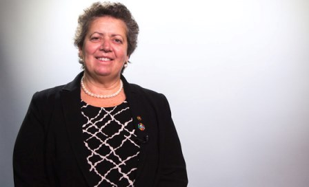 Ministra do Mar, Ana Paula Vitorino, fala à ONU News