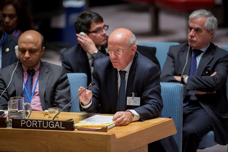 "Address by H. E. the Minister of Foreign Affairs of Portugal, Mr. Augusto Santos Silva, at the open debate of the United Nations Security Council on ""Prevention and resolution of conflicts in the Great Lakes region"""