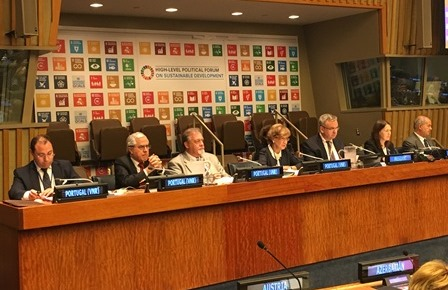 HLPF 2017 – Voluntary National Review
